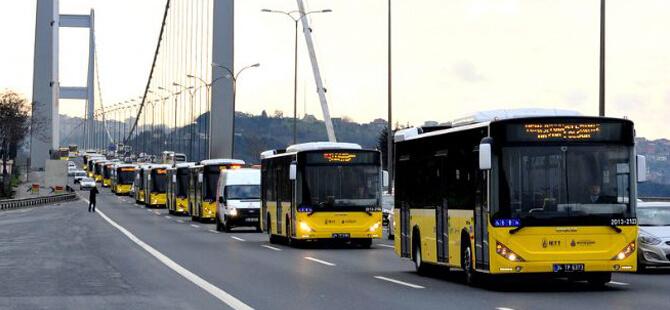 Public Buses in Turkey