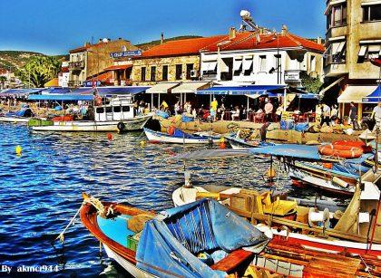 Foca / Izmir / Turkey