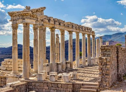 Pergamon - Bergama / Izmır / Turkey