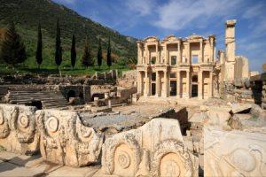 The Ruins of Halicarnassus