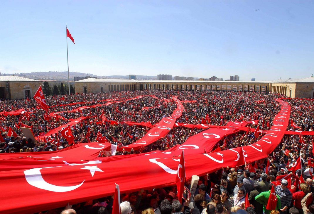 Govenment, Economy and Education in Turkey