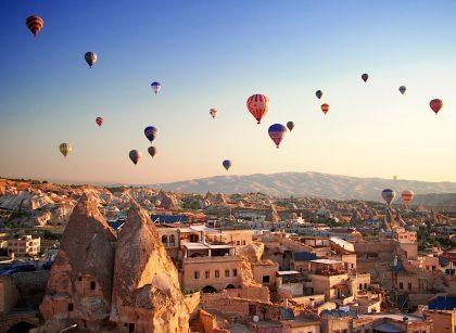 Cappadocia / Nevsehir / Turkey