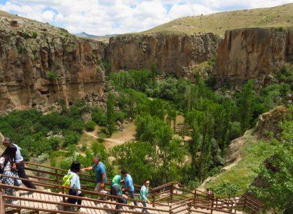 Ihlara Valley / Cappadocia / Nevsehir / Turkey