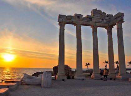 Side / Antalya / Turkey