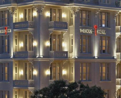 The House Hotel Bosphorus / Istanbul / Turkey