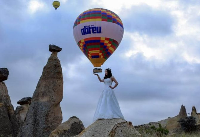 Aren Cave Hotel / Cappadocia / Turkey