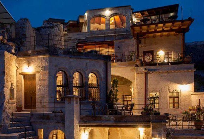 Aydinli Cave Hotel / Cappadocia / Turkey