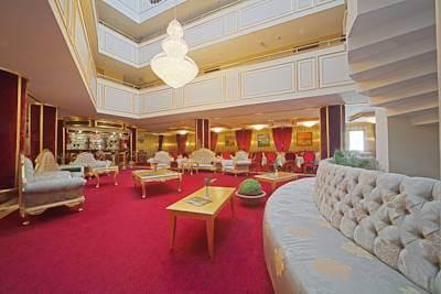 Best Western Antea Palace Hotel / Istanbul / Turkey