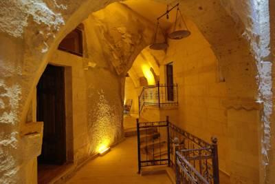 Hidden Cave Hotel / Cappadocia / Turkey