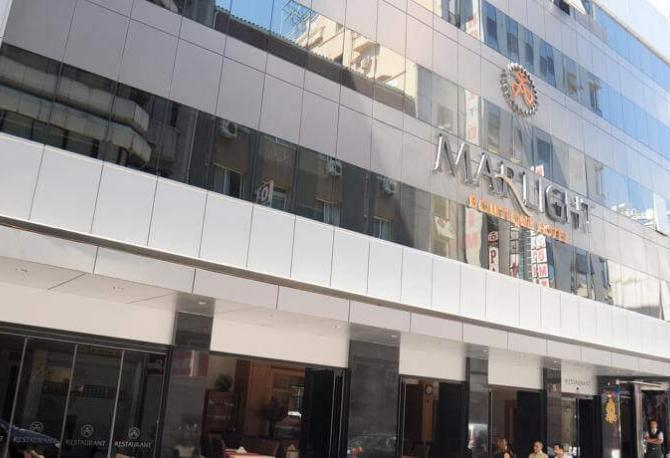 Marlight Boutique Hotel / Izmir / Turkey