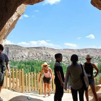 Cappadocia Tour From Kayseri and Nevsehir Airports