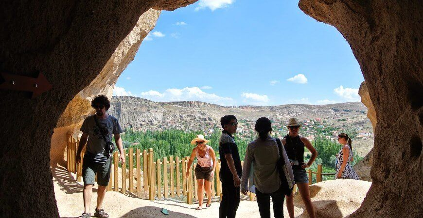 Cappadocia Tour From Kayseri and Nevsehir Airports