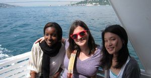We offer you to enjoy with your friends in Bosphorus Cruise Tour