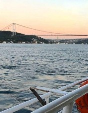 If you are in Istanbul, you should join our Bosphorus Cruise and two continents tour.