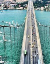 You can see Fatih Sultan Mehmet Bridge with joining our Bosphorus Cruise Tours