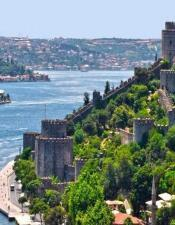 If you want to see the Rumeli Castle, you should book a cruise tours from us.