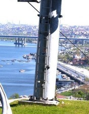 If you want to combine visting to the historical places and cable car, you should join our Istanbul tours.