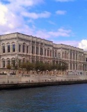 If you join our Morning Bosphorus Cruise tours, you will be able to see Ciragan Palace from the Marmara Sea.