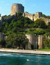 You are going to have an opportunity to see Rumeli Castle very closely.