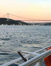 You can take impressive photos with the Bosphorus Afternoon Cruises.