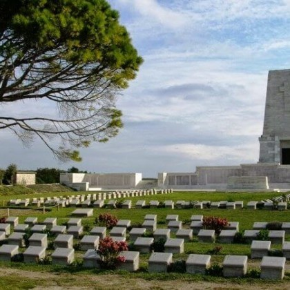 You can make a trip to Gallipoli from Canakkale or Eceabat.
