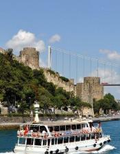 You are going to have a Bosphorus Cruise tour with best price and service guarantee.