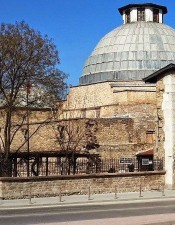 Karatay Madrasa is one of the most important places in Konya.