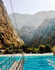 You can explore so many amazing places with our blue cruise from Fethiye to Olympos tours.