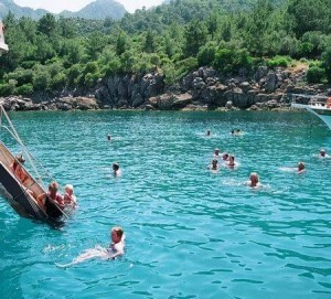 You can enjoy with your friends or family by joining our Marmaris boat trip.