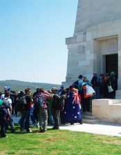 Our Gallipoli tours from Istanbul can be ideal tour for travelers who want to see all the histocial and memorial sights in the Gallipoli area.