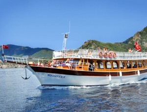 You can have an amazing cruise in Marmaris with this tour.