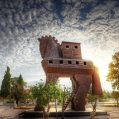 Be aware for the tour that you will be the best in tour life. With the Troy tours from Istanbul you can see the replica of the trojan horse.