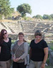 You can enjoy with your friends on the Troy tour from Istanbul. Book one from our website.