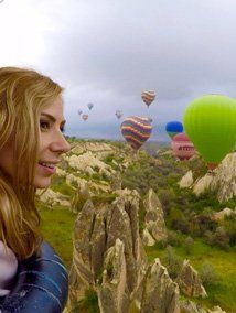 Be ready the tour that you will never forget! With our Cappadocia hot air balloon tours, you will start an amazing journey.