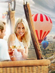 We strongly suggest you to book a Cappadocia hot air balloon flights with cheap prices. We give you the best price and service guarantee on our amazing tours.